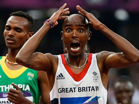 Olympics star Mo Farah reveals US terrorist quiz bungle