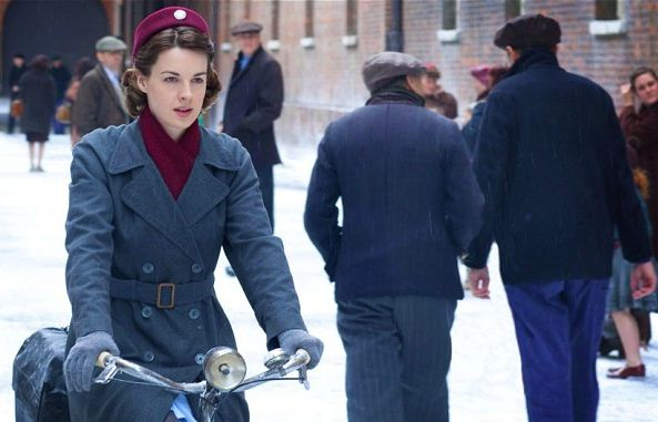 Call The Midwife has apparently caused a boom in applications to become a midwife (Picture: BBC)