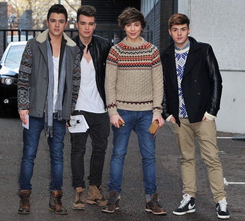 Union J to ditch manager Louis Walsh in favour of JLS' Oritse Williams?