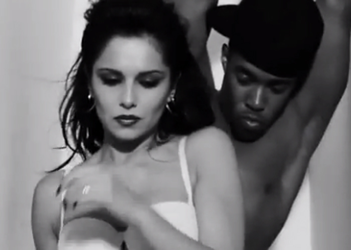 Cheryl Cole's Ghetto Baby video is too hot for her dad to handle