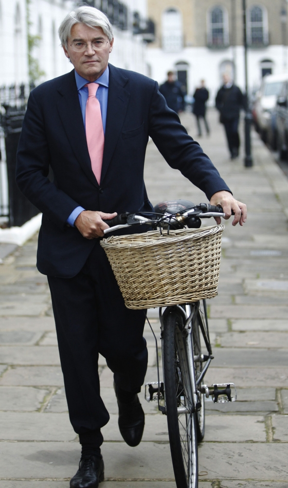 Second man arrested in connection with Andrew Mitchell 'plebgate' affair