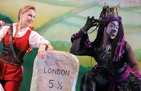 Dick Whittington And His Cat is old-fashioned family entertainment