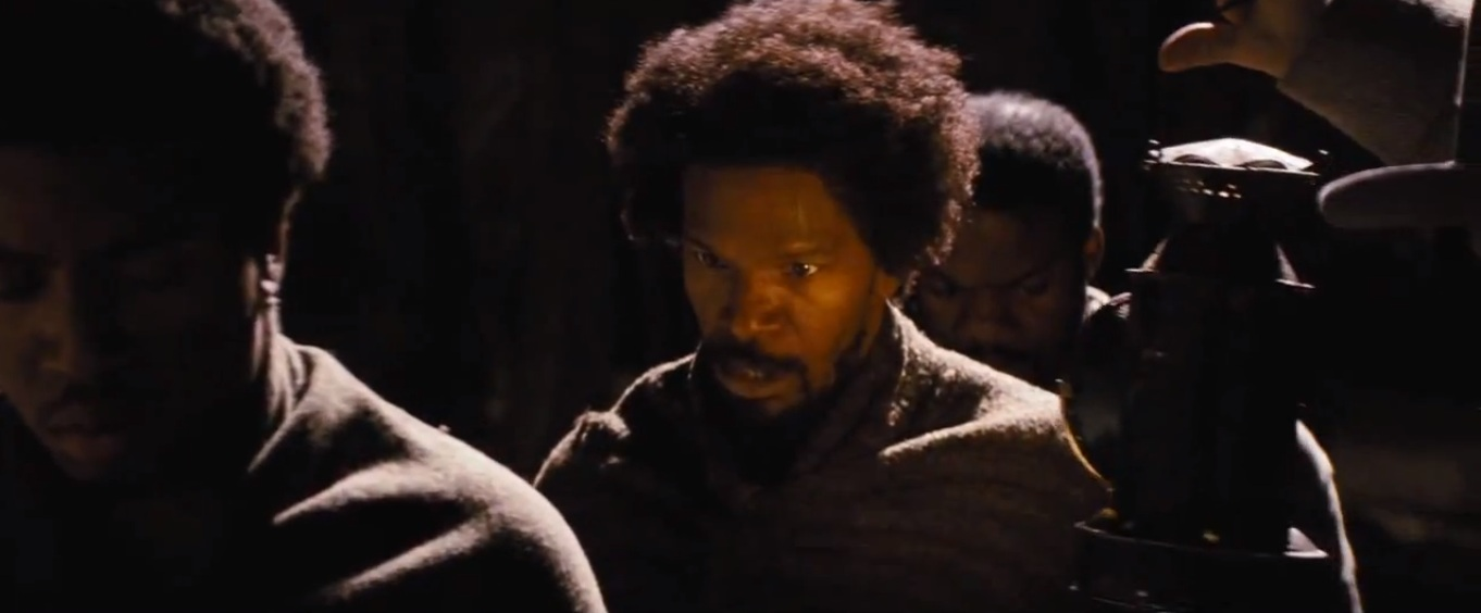 Django Unchained popular with black audience despire N-word controversy