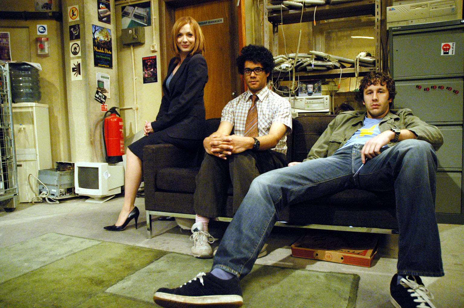 The IT Crowd set for return in 2013