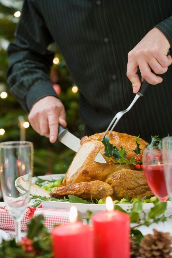 Diners have been offered the chance to eat £125,000 Christmas dinner (Picture: Alamy)