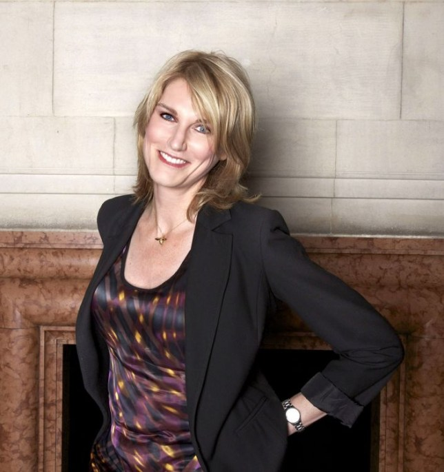 Sally Bercow is being sued by Lord McAlpine (Picture: Channel 5)