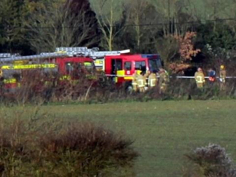 One killed in Suffolk village plane crash