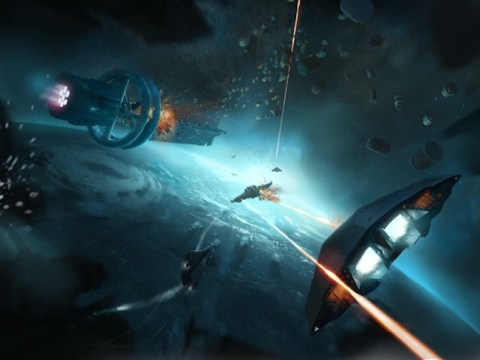 Elite: Dangerous review – Han Solo simulator