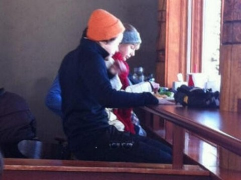 Harry Styles ditches One Direction for Taylor Swift ski trip