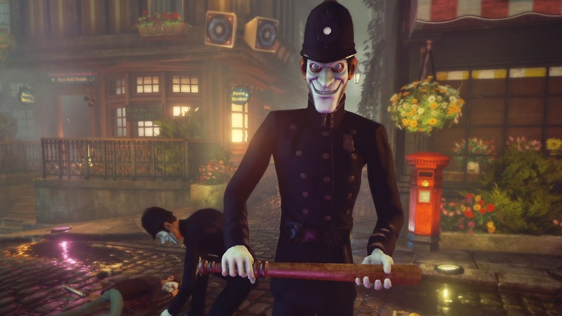 We Happy Few - out this week on Xbox early access