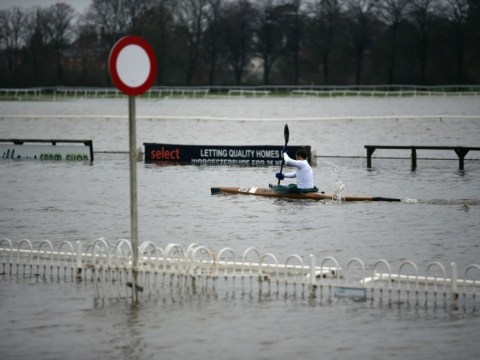 Heavy rain to fall this weekend as 2012 teeters on wettest on record