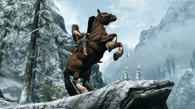 The Elder Scrolls V: Skyrim – for one player only