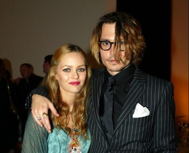 All over for Johnny Depp and Vanessa Paradis after 14 years (Photo by Kevin Winter/Getty Images)