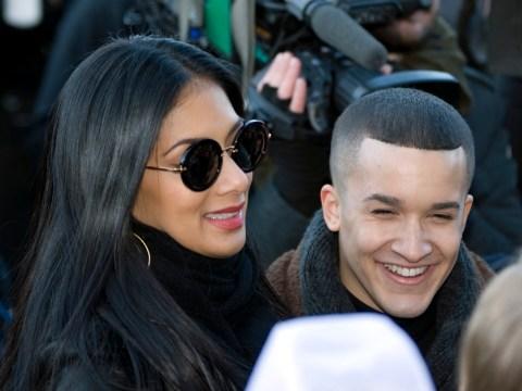 Jahmene Douglas treats Nicole Scherzinger to Asda trip