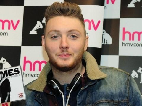 James Arthur slams Matt Cardle's 'brutal tunes' as X Factor feud rumbles on