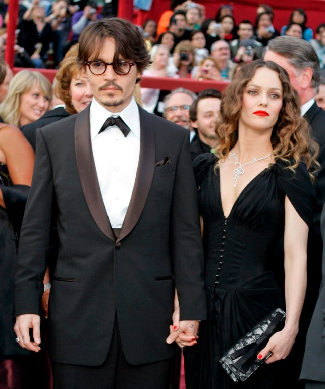 Johnny Depp and Vanessa Paradis split after 14-years together (Picture:
