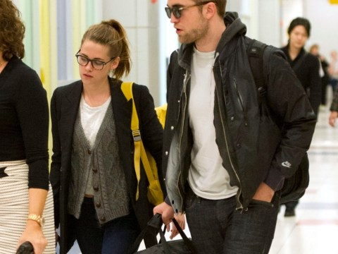 Not again! Robert Pattinson and Kristen Stewart 'rekindling their romance' after R-Patz spotted leaving her LA home