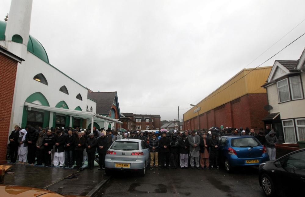 M6 Christmas Day crash funeral
