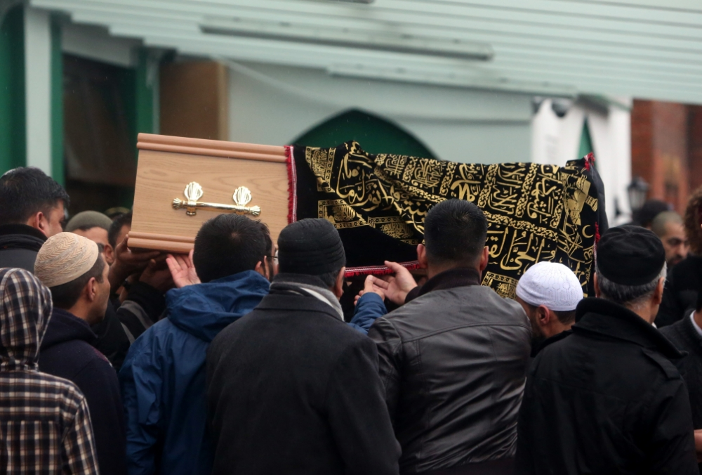 Thousands attend funeral of young brothers killed in M6 Christmas Day crash