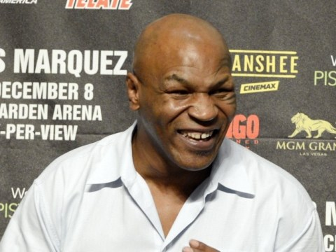 Mike Tyson forced to deny 'sex change op' report