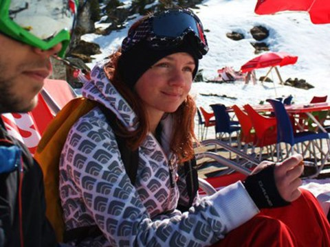French Alps crash snowboarder Emily Watts dies