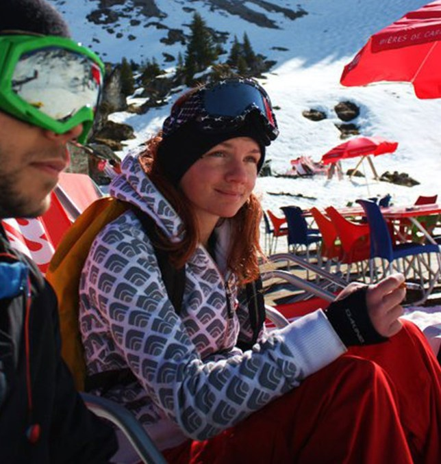 British student Emily Watts has died after a snowboarding accident in the French Alps (Picture: PA)