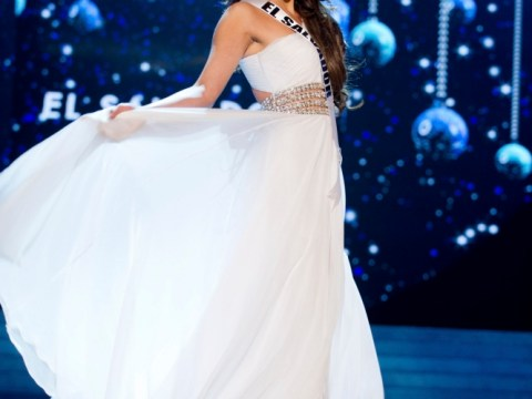 Miss Universe 2012 – Evening Gown Competition