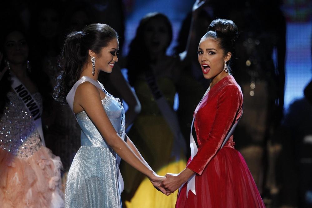 Olivia Culpo crowned winner of Miss Universe 2012
