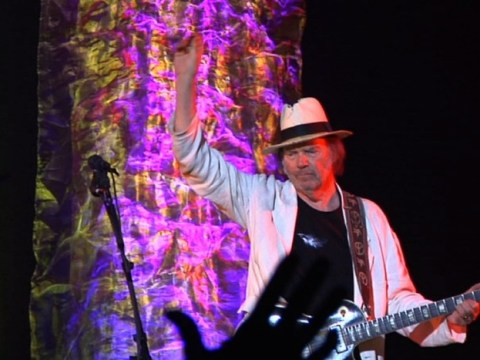 Neil Young Journeys is entertaining but not particularly deep