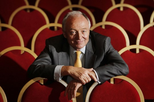 Ken Livingstone, New Year Honours