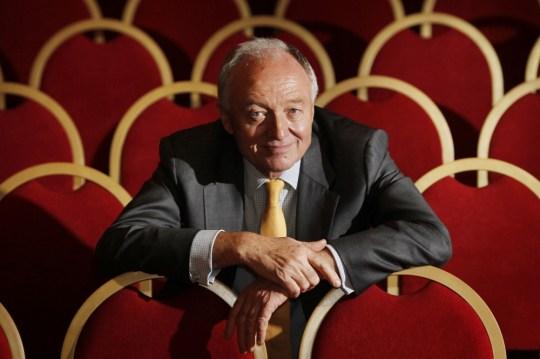 Ken Livingstone, New Year Honours