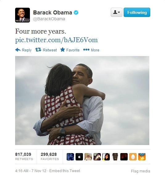 Ten of the best tweets of 2012