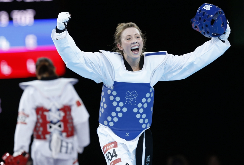 Jade Jones fights off oppositon to win BBC Wales Sports Personality of the Year