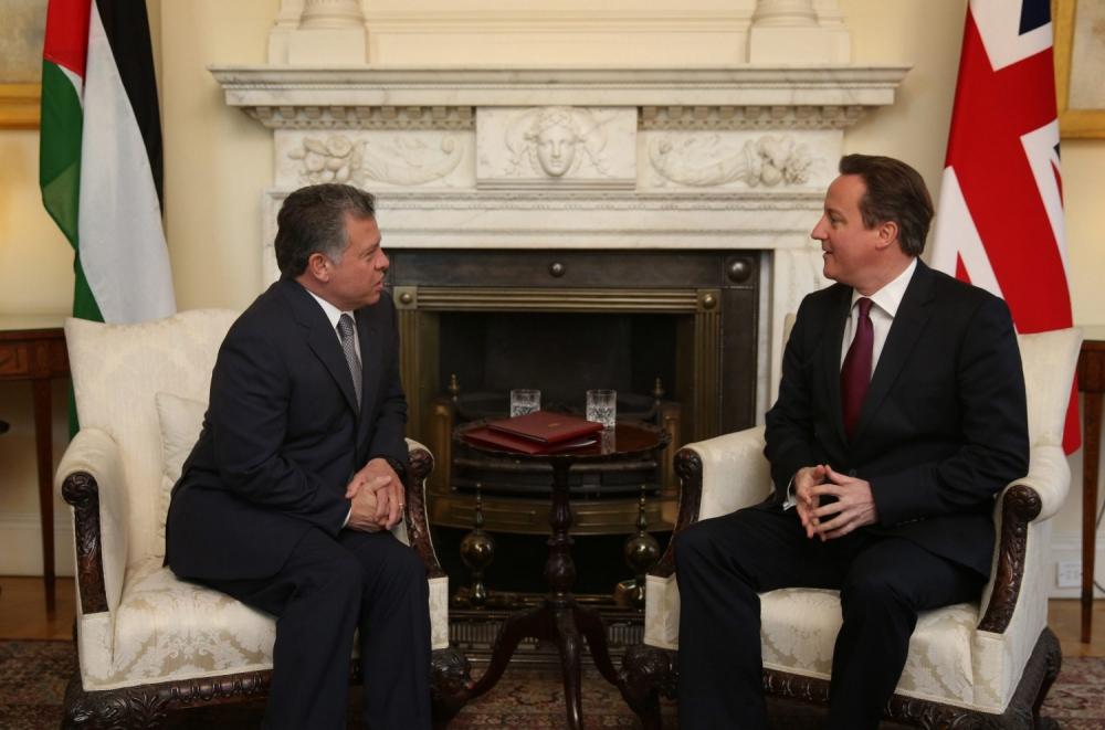 David Cameron: We're committed with Jordan to win Qatada battle