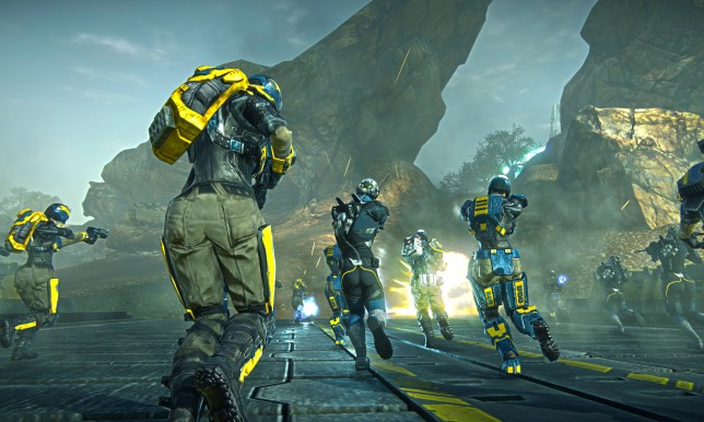 PlanetSide 2 (PC) – once more into the breach
