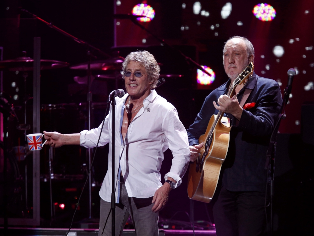 The Who are gettin' in tune for Glastonbury 2015 and British Summer Time