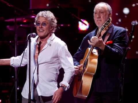 The Who's Pete Townshend 'happy' about One Direction Best Song Ever 'tribute'
