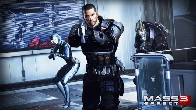 Mass Effect 3 – don't mention the sequel or the Illuminati will be after you