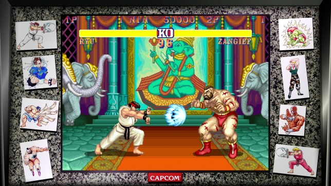 Street Fighter 30th Anniversary Collection - has it really been that long?