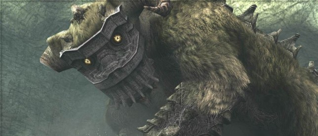 Shadow Of The Colossus – it's not perfect but it is a masterpiece