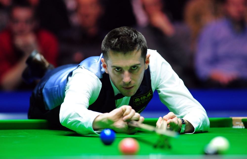 Mark Selby returned to world no.1 with victory over Mark Davies (Picture: PA)