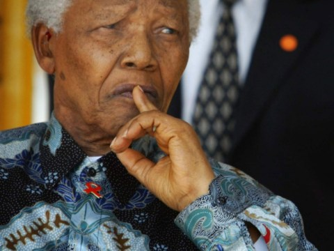 Nelson Mandela suffering from recurring lung infection