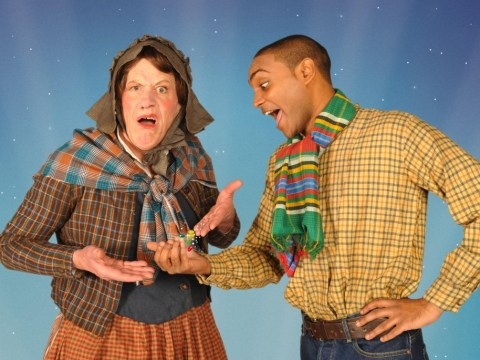 Jack and the Beanstalk sees Stratford almost steal the panto crown from Hackney
