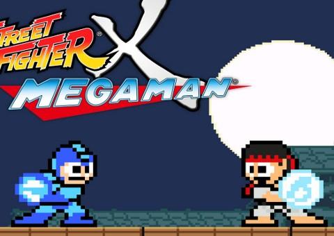 Street Fighter X Mega Man free to download now