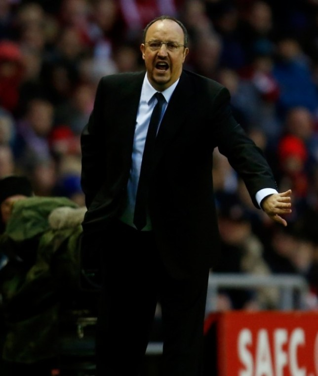 Rafa Benitez has no problem with shaking Neil Warnock's hand (Picture: Getty)