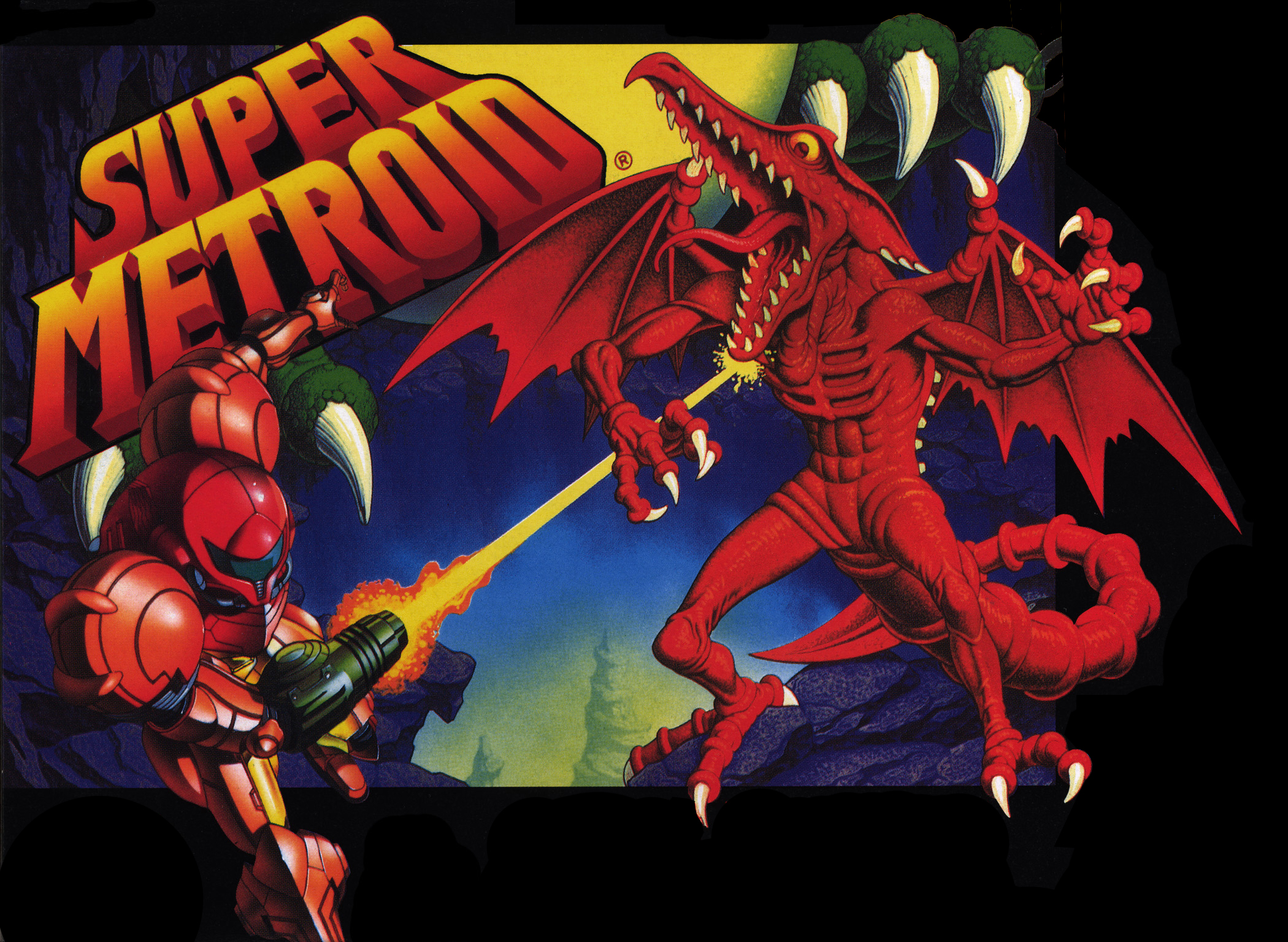 Super Metroid – absolute perfection