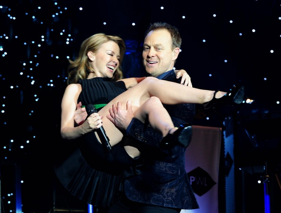 Kylie Minogue thanks fans after 'amazing' Jason Donovan reunion