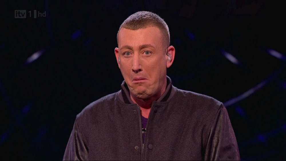 X Factor's Christopher Maloney begs fans to buy debut single