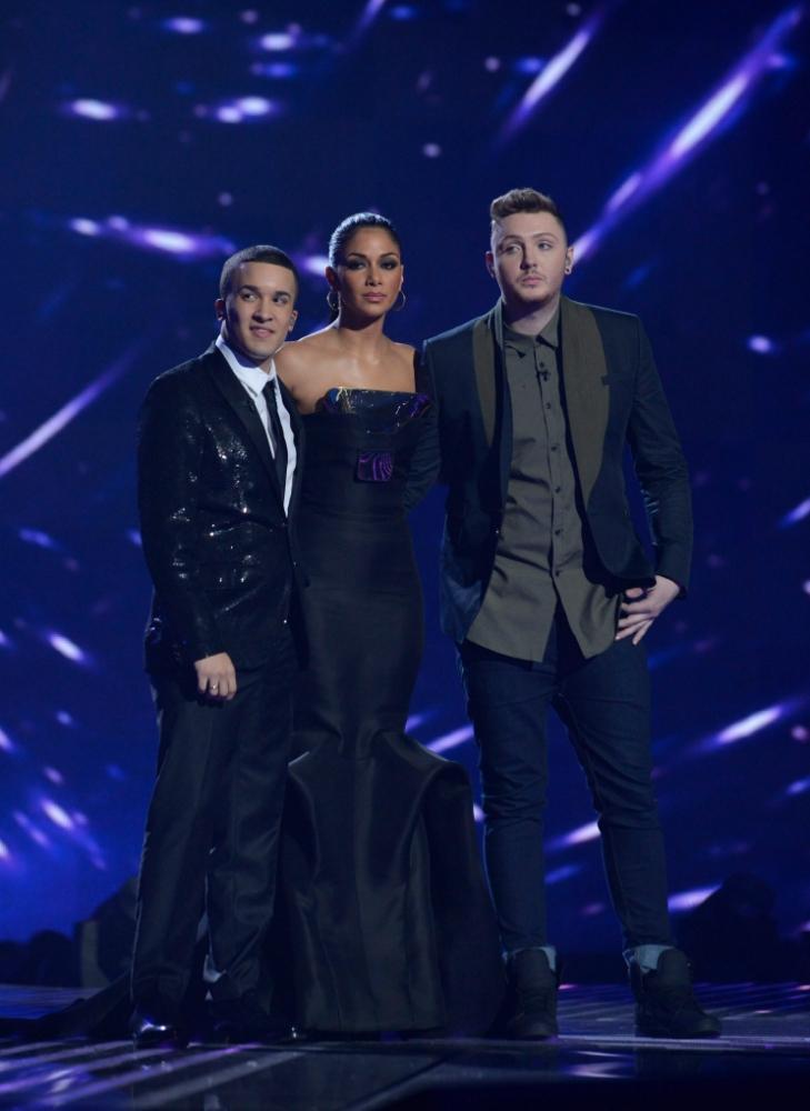 X Factor winner James Arthur: I want to duet with Jahmene Douglas