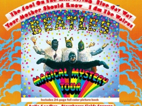 The Magical Mystery Tour boxset is perfect for Beatles obsessives